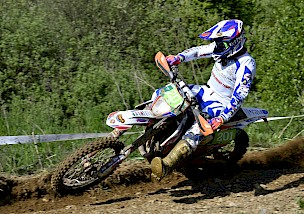 Enduro Europameisterschaft in Lettland