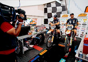 ADAC MX Masters-Highlights ab sofort bei SPORT1