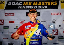 Interview mit ADAC MX Youngster Cup-Champion Maximilian Spies.